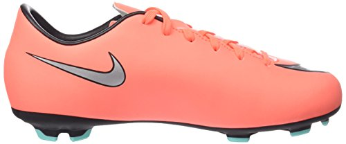 Nike Mercurial Boots Victory V Jr hypr Fg Kids' Mtllc Brght Mng Slvr Unisex Multicolore Trq Football 4xcA4qwrBC
