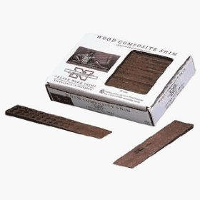 Nelson Wood Shims WC8/32/15/50 Composite Shim