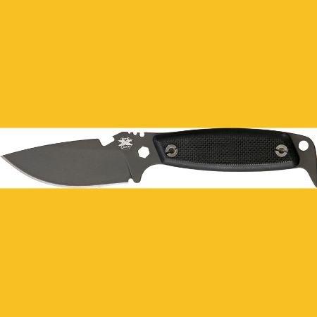DPx Gear HEST2 ASSAULT H.E.S.T. II Assault, G10 Handle, Cordura Sheath, Outdoor Stuffs