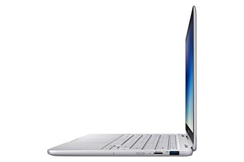 "Samsung Notebook 9 Pen NP930QAA-K01US 2-in-1 Laptop (Windows 10 Home, Intel Core i7, 13.3"" LCD Screen, Storage: 256 GB, RAM: 8 GB) Light Titan"