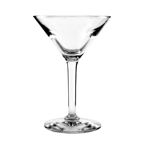 (Anchor Hocking H037524 3-7/8 Inch Diameter x 5-1/2 Inch Height, 4.5-Ounce Straight Side Martini Glass (Case of 36))