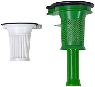 Rebajas!! Aspirador Ciclónico Vertical 2 en 1 escoba y de mano. Tecnología Ciclónica. Filtro HEPA. Aspiromatic Airvac.: Amazon.es: Hogar