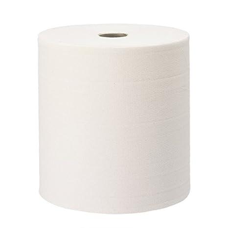 Caja de 6 toallas en rollo blancas 2 capas Kimberly-Clark: Amazon.es: Salud y cuidado personal