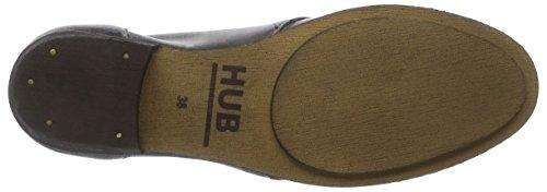 Hub Stiefel Black Schwarz 016 Kurzschaft L84 Damen Chuckie PxfgP