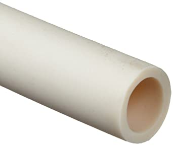 Durable Norprene Blended Rubber/Plastic Tubing, Flexible, Beige, Opaque, 61A Durometer, Inch