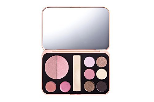 BH Cosmetics Forever Nude Eye, Lip and Cheek Palettes by BHCosmetics
