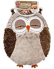 Gigwi Snoozy Friends Owl Shape Cushion