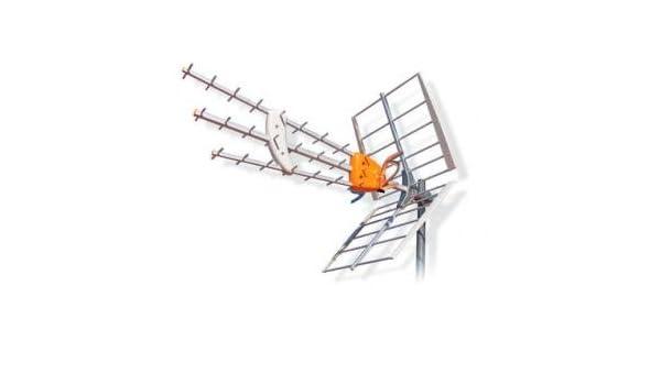 Televes - Cable coaxial t100 cu/al pvc clase a ne.100m: Amazon.es: Bricolaje y herramientas