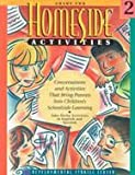 Homeside Activities, Grade 2, Developmental Studies Center Staff, 1885603614
