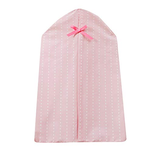 - Bedtime Originals Twinkle Toes Bow Diaper Stacker, Pink/White