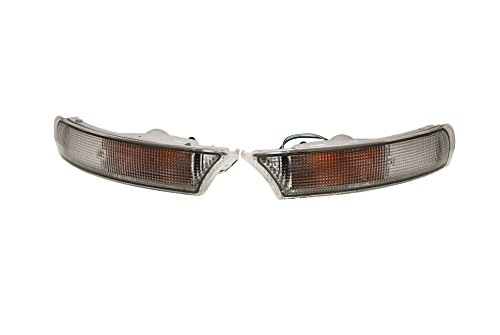 Impreza Front Indicator Lamp Clear (1993-2000) - PAIR: