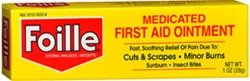 Foille Medicated First Aid Ointment - 1 oz ()