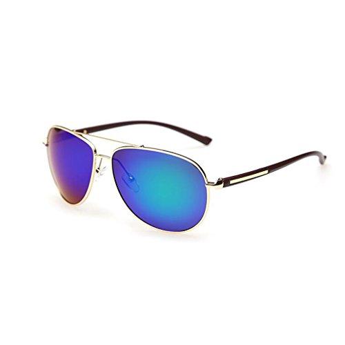 QZ Gafas 2 Color Color Film Sol Polarized Mirror 4 HOME Light de HRwqrfH