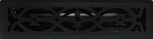 black wall vent covers - 5
