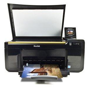 Kodak ESP 5210 USB 20 Wireless G Color Inkjet Scanner Copier Photo Printer w Card Reader & 15 ()