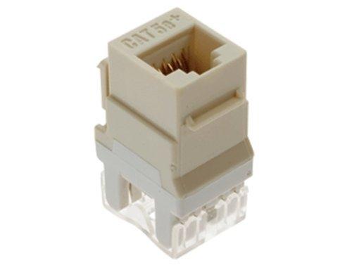 (Legrand - On-Q Data/Phone Jack, Light Almond, 5-Pack, F3450LAV5 RJ45)