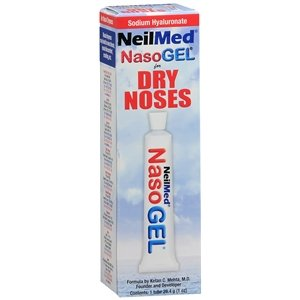 Neilmed NasoGel Water Soluble Saline Nose Gel - 1 Oz, 2 -