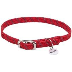 Coastal Pet Products ElastaCat collar para mascotas, Rojo, Ajustable