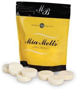 Bella Bella wax melts.