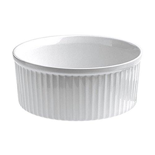 Revol Grands Classiques Porcelain 1.8 Quart Souffle Dish by Revol