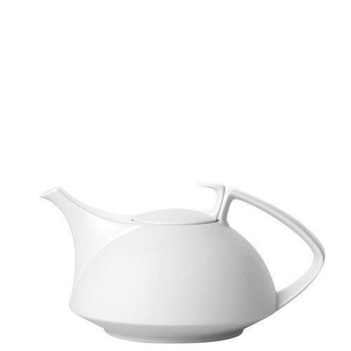 Tea Pot, 45 ounce | TAC 02 Skin Silhouette (Silhouette Rosenthal)