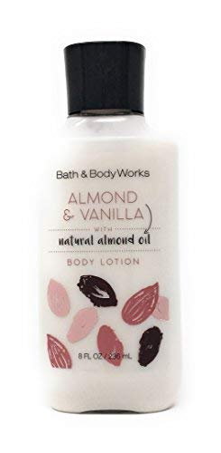 White Almond Moisturizing Body Lotion - 6