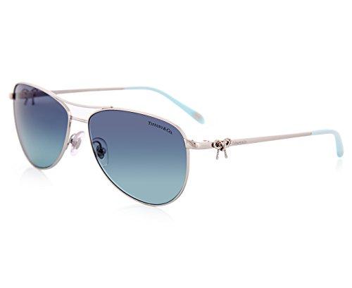 Tiffany Sunglasses TF3044 100% Authentic Limited Edition Women 60014s - Aviator Tiffany Sunglasses
