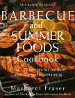 The Random House Barbecue and Summer Foods Cookbook, Margaret Fraser, 0679759387