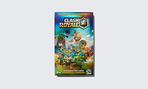 Topps 2018 Clash Royale Trading Cards