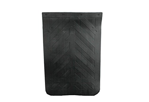 Semi Truck Tractor ONE Mud Flap Oversize Universal Fit 24