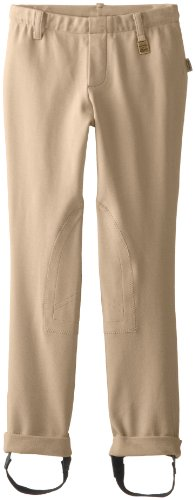 Devon-Aire Kid's Concour Jod, Khaki, Medium Devon Aire Pull On Tights