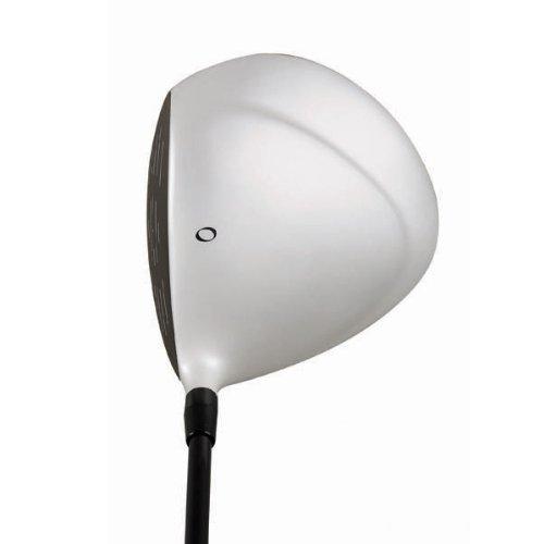 Palm Springs Golf E2i 460cc LEFTY Stiff Flex 10.5° Titanium White Driver by Palm Springs Golf (Image #2)