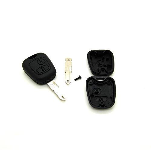 Coque pour clé USB, télécommande, Peugeot 106/206, 306Clé Vierge 80%OFF