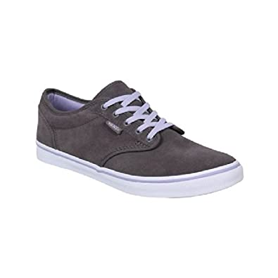 c53517ba75 Vans Womens Atwood Low Trainers Pewter Lilac 4  Amazon.co.uk  Shoes   Bags