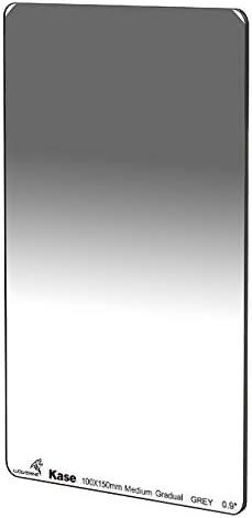 Kase Wolverine Shockproof 100mm x 150mm Soft Grad ND1.2 Filter 4 Stop Neutral Density Optical Glass 100 150 ND16 ND GND