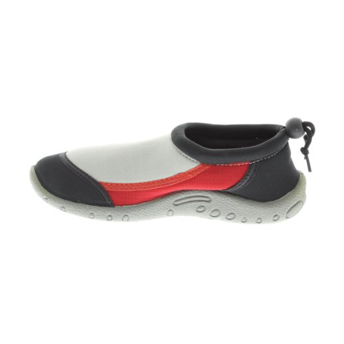 Gumbies - Adult Aqua Shoes (UK 7, Red)