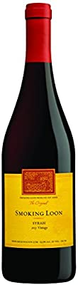 2013 Smoking Loon Syrah 750 mL Wine