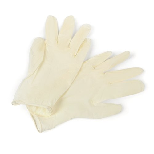 Curad Powder Free Latex Gloves Small