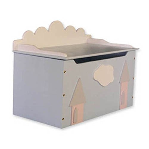Just Kid Stuff Princess Castle Toy Chest by Just Kids Stuff