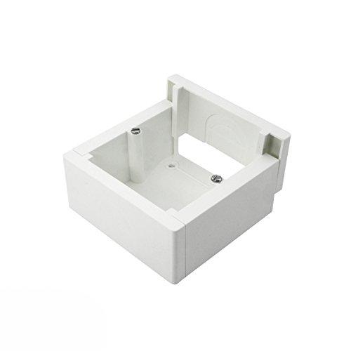Caja de superficie enlazable 85x85x42mm ELS