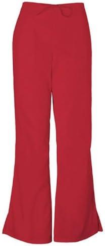 Cherokee Scrubs Workwear Women/'s Drawstring Scrub Pant 4101 NAVY