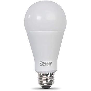 FEIT Electric  38 watts A23  HID Bulb  4000 lumens Daylight  High Lumen  1 pk