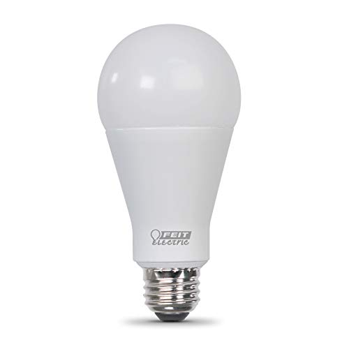 Feit Electric OM300/850/LED A23 Non Dimmable Omni High Output LED Light Bulb, 300W, 5000K Daylight