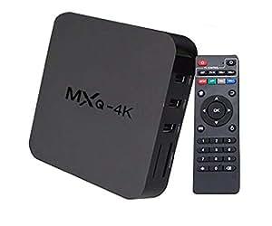 MXQ-4K Android 7.1 TV Box RK3229 Quad Core 1G RAM 8G ROM KODI AirplaySmart Android TV Box
