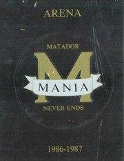 (Custom Reprint) Yearbook: 1987 Parkland High School - Arena Yearbook (El Paso, TX) (Parkland High School El Paso Tx Yearbook)