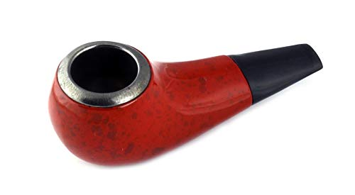 3.5 Inch Royal Small Tobacco Pipe with removable Air Flow Regulator