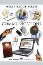 BSA Merit Badge Book Communications