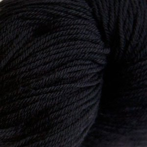 Cascade Heritage Sock Yarn Real Black - 5672