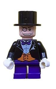 "Amazon.com: The Penguin - LEGO Batman 2 Figure"": Toys & Games"