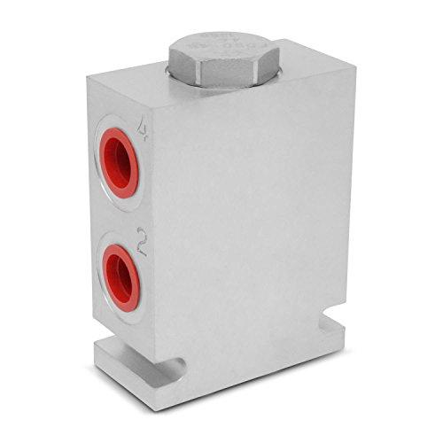 Hydraulic Pump Flow Divider / Combiner, 50:50, 4-12 (Flow Divider)